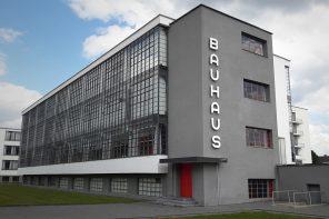Willkommen am Bauhaus in Dessau